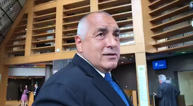 Борисов: Защо продължават дискусиите за партийните субсидии? Вижда ми се нахално вече
