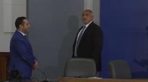 Бойко Борисов за ситуацията в БСП: Даже оставка не могат да подадат