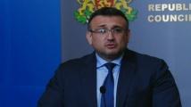 Младен Маринов: Работим по превенцията, за да не се стига до извънредни ситуации от лошото време