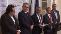 Валери Симеонов: Субсидията я няма в споразумението - не отговаряме за безумията на ГЕРБ