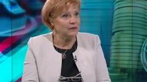 Менда Стоянова: В партиите няма опасност да влязат пари със спорен произход