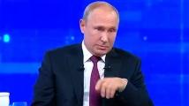 Владимир Путин посочи грешка на Дмитрий Медведев