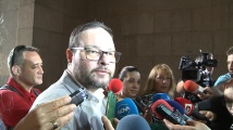 Десислав Чуколов преди коалиционния съвет: Не може да има спонсорства на партиите