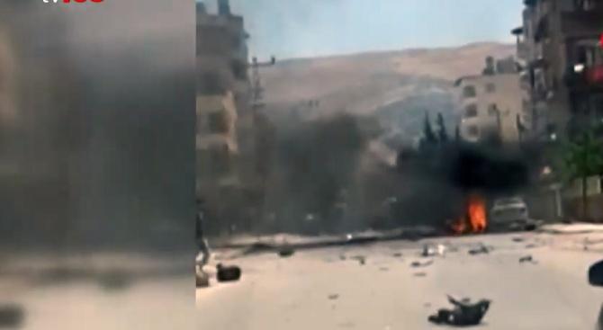 Кола-бомба се взриви в Турция. Има убити
