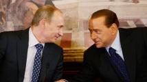 Берлускони изпрати Путин