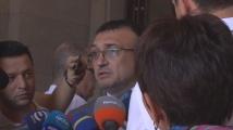 Младен Маринов: Ще следим за уговорени мачове и натиск върху съдиите
