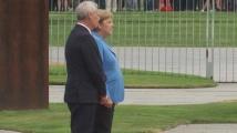 Тремор удари Ангела Меркел пак