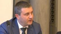 Владислав Горанов с подробности за сделката за изтребителите F-16