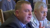 Красимир Каракачанов: Не взимаме F-16, за да нападнем Русия