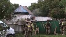 Убиха терорист след екшън в Русия