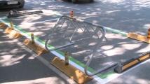 Вижте част от новите места за безплатно паркиране на велосипеди и тротинетки в София