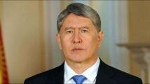 Сблъсъци в Киргизстан пред дома на бившия президент, един командос е загинал
