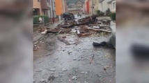 Торнадо връхлетя Люксембург