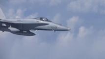 Руски Су-27 са прогонили натовски F-18, опитал се да доближи самолет на Сергей Шойгу над Балтийско море