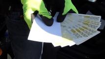 Спецпрокуратура и ГДБОП удариха група за разпространение на фалшиви еврови банкноти