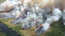 Пожарите в Амазония вече са световен проблем
