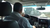Борисов: Много ми е кеф така - ниви, чакъл и после идва асфалтът