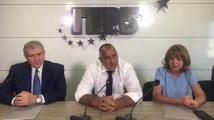 Борисов: Не разбирам да имаш претенции, че си алтернатива, а да не издигаш свой кандидат за кмет за голям град
