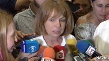 Фандъкова е кандидатът на ГЕРБ за кмет на София