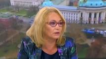 Десислава Филипова: Мая Манолова може да е обединител на лявото и дясното