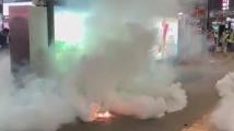 Полицията в Хонконг разпръсна протестиращи със сълзотворен газ