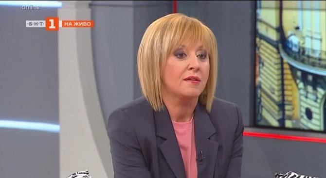Мая Манолова: Трябва да има мечта за София, градът да се превърне във Виена на Балканите