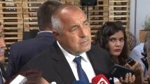 Бойко Борисов: Правим Околовръстен път заради индустриалната зона в Божурище