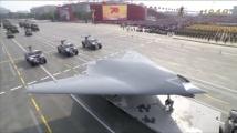 Китай показа Острия меч за юбилея си