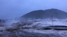 Ураганът Лоренцо достигна Азорските острови, вече е първа категория