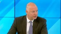Росен Желязков: Електронни системи ще оценяват водача по време на шофьорския изпит