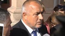 Бойко Борисов: Настояваме да бъдат прекратени военните действия в Сирия