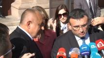Маринов с коментар за искането за освобождаване на Полфрийман от центъра в Бусманци