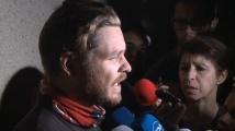Джок Полфрийман: Няма да опитвам да напускам страната
