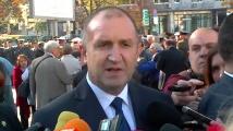 Румен Радев: Държавата не може да се намесва в независимия БФС