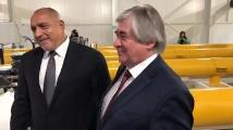 Премиерът Борисов: Там, където има големи икономически интереси и газопроводи – война няма!