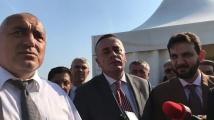 Бойко Борисов за северната част на Балкански поток : Искаме едновременно със сърбите да е готово