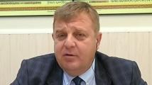 Красимир Каракачанов: Няма сделка с ГЕРБ за изборите, борим се за балотаж в София