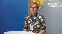 Захариева: ЕК категорично заявява постигнатия от България прогрес в рамките на механизма