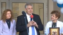 Откриха ремонтираната Клиника по изгаряне и пластична хирургия към УМБАЛСМ Н. И. Пирогов