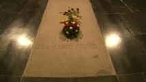 Ексхумираха тялото на Франсиско Франко от мавзолея в Долината на падналите