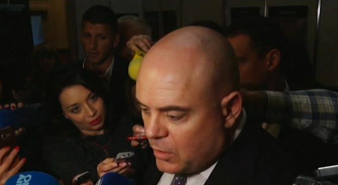 Иван Гешев: Благодаря на президента, защото спази Конституцията