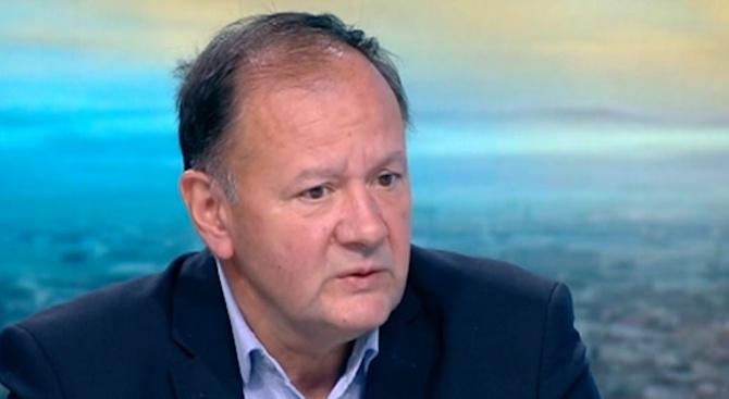 Михаил Миков: Резултатите на БСП на тези избори са мрачни