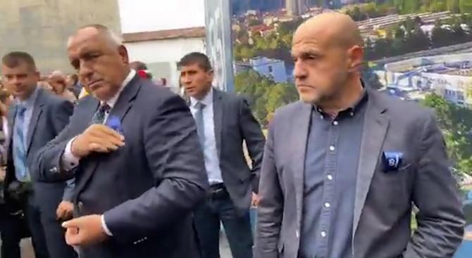 Борисов за Гешев: Да не избираме булка?!