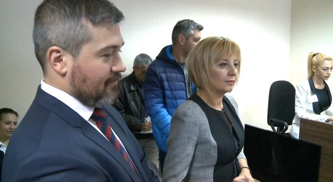 Няма да има ръчно преброяване на бюлетините за изборите за кмет на София