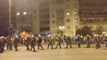 Арести по време на безредици в Атина и Солун