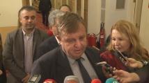 Красимир Каракачанов: Да отнемем правото на някой да говори свободно - не смятате ли, че е малко болшевишко?