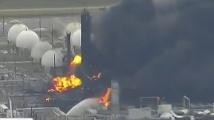 Експлозии в нефтохимически завод в Тексас убиха двама