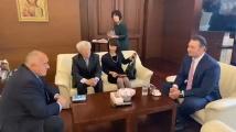 Премиерът Борисов: Котоошу е посланик на страната ни и на ЕС, гордеем се с хора като него