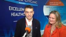 Проф. Иво Петров и топ невролог представят плюсовете на интервенционалното лечение на мозъчен инсулт