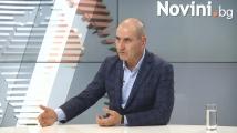 Цветанов пред NOVINI.BG: ГЕРБ допуска грешки заради липсата на алтернатива
